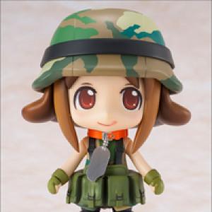 Hobby Japan's Nendoroid Army-san