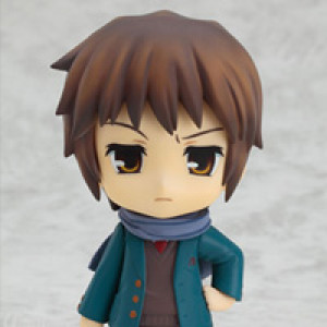 Good Smile Company's Nendoroid Kyon Disappearance Version