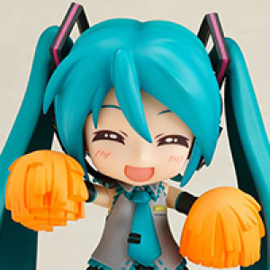 Good Smile Company's Nendoroid Hatsune Miku Support Version