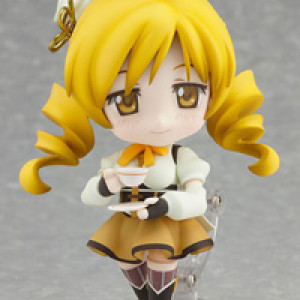 Good Smile Company's Nendoroid Tomoe Mami