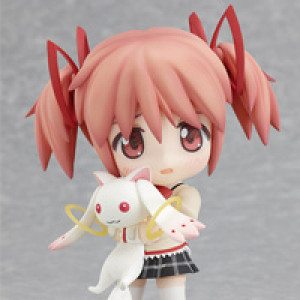 Good Smile Company's Nendoroid Kaname Madoka School Uniform Version