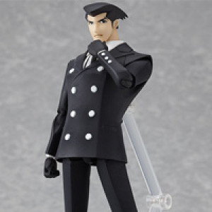 Max Factory's figma Roger Smith