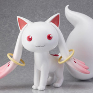 Good Smile Company's Kyubey 1/1 Soft Vinyl
