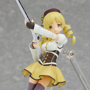 Max Factory's figma Tomoe Mami