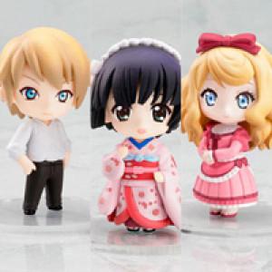 Seven Two's Nendoroid Puchi Ikoku Meiro no Croisée