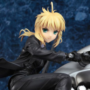 Good Smile Company's Saber & Saber Motored Cuirassier