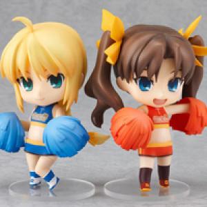 Good Smile Company's Nendoroid Saber & Tousaka Rin Support Ver