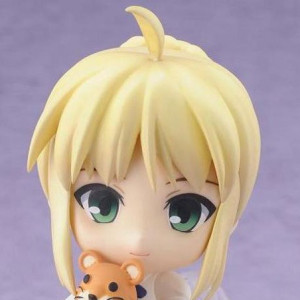 Good Smile Company's Nendoroid Saber (Nendoroid Complete File Edition)
