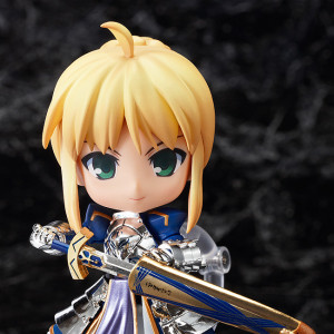 Good Smile Company's Nendoroid Saber 10th Anniversary Edition