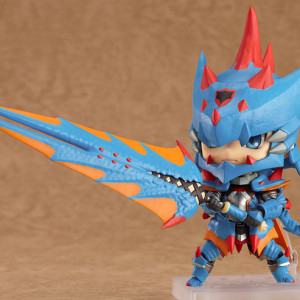 Good Smile Company's Nendoroid Hunter: Male Swordsman - Lagia X Edition