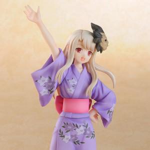 FREEing's Illya: Yukata ver.