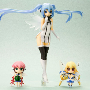 Kotobukiya's Nymph with Ikaros & Astraea