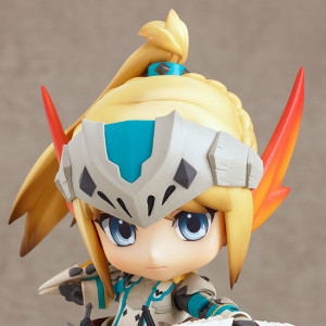Good Smile Company's Nendoroid Hunter: Female Swordsman - Bario X Edition