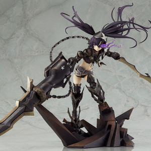 Good Smile Company's Insane Black Rock Shooter