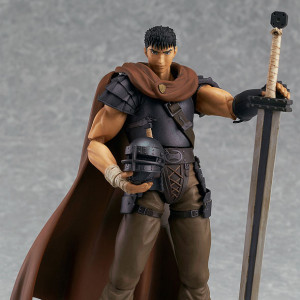 Max Factory's figma Guts: Band of the Hawk ver.