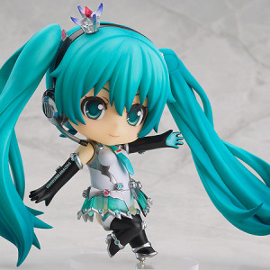 Good Smile Company's Nendoroid Racing Miku: 2013 Ver.