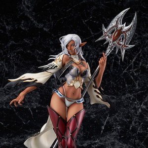Kotobukiya's Dark Elf: Brown Skin ver.