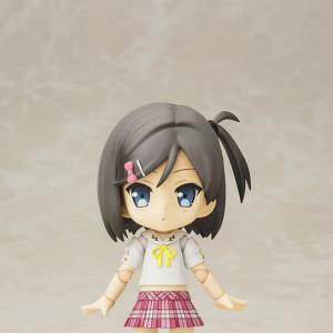 Kotobukiya's Cu-poche Tsutsukakushi Tsukiko