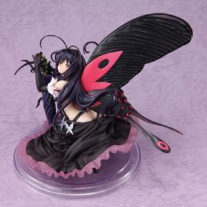 Chara-Ani.com's Kuroyukihime Return Black Swallowtail