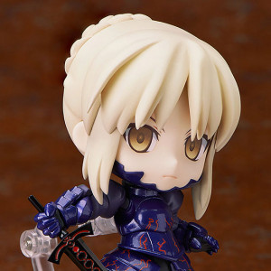 Good Smile Company's Nendoroid Saber Alter: Super Movable Edition