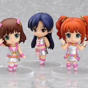 Nendoroid Puchi THE IDOLM@STER 2 Million Dreams Ver Stage 01