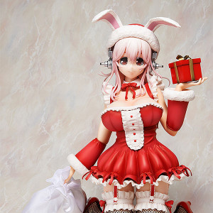 FREEing's Super Sonico Santa Ver