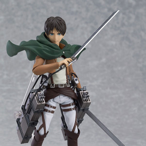 Max Factory's figma Eren Yeager