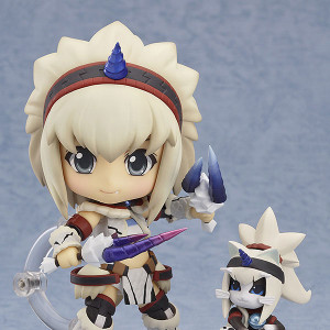 Nendoroid Hunter: Female - Kirin Edition