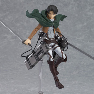 Max Factory's figma Levi