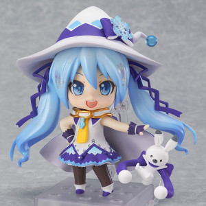 Good Smile Company's Nendoroid Snow Miku: Magical Snow Ver.