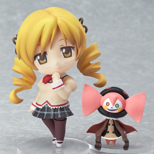 Nendoroid Tomoe Mami: School Uniform ver.