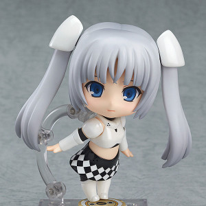 Good Smile Company's Nendoroid Miss Monochrome