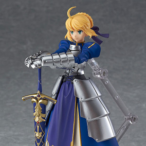 Max Factory's figma Saber 2.0