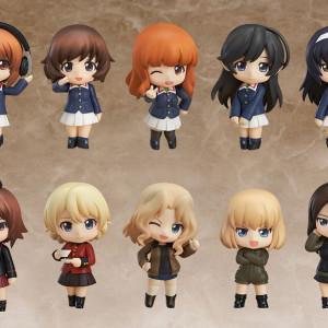 Nendoroid Petite: Girls und Panzer (12 Pieces)