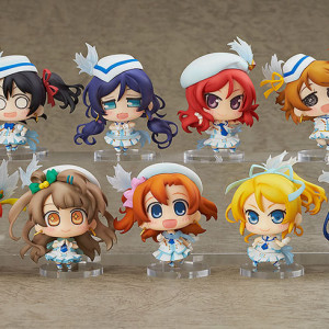 Phat Company's Minicchu Love Live! 9 pieces