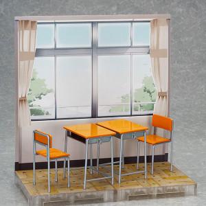 Max Factory's figmaPLUS: Classroom Set (Unassembled)