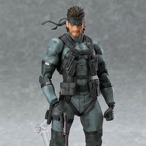 figma Solid Snake MGS2 Ver