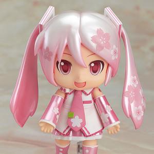 Good Smile Company's Nendoroid Sakura Mikudayo
