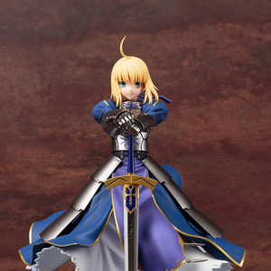 Kotobukiya's King of Knights Saber
