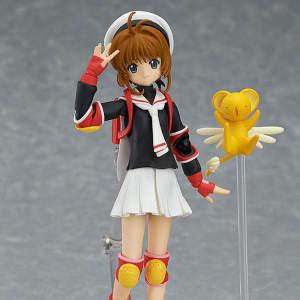 Max Factory's figma Kinomoto Sakura: School Uniform ver.