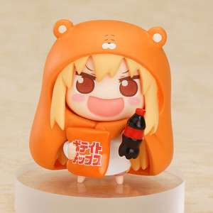Good Smile Company's Himoto! Umaru-chan Trading Figures (8 Pieces)