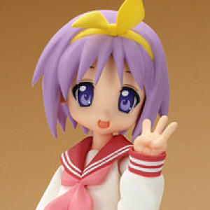 Max Factory's figma Hiiragi Tsukasa Winter School Uniform Version