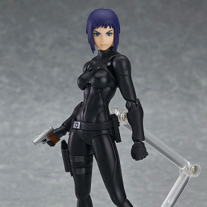 Max Factory's figma Kusanagi Motoko: The New Movie Ver