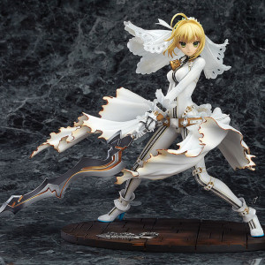 Good Smile Company's Saber Bride