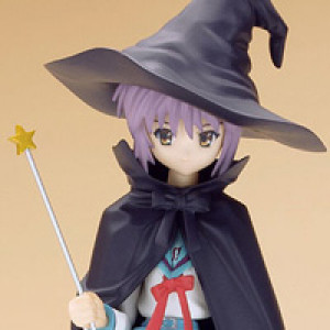 Max Factory's figma Nagato Yuki Evil Wizard Version