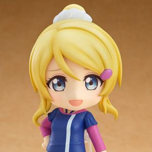 Good Smile Company's Nendoroid Eli Ayase Training Outfit Ver.