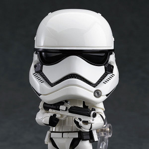 Good Smile Company's Nendoroid First Order Stormtrooper