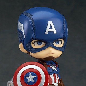 Nendoroid Captain America: Hero`s Edition