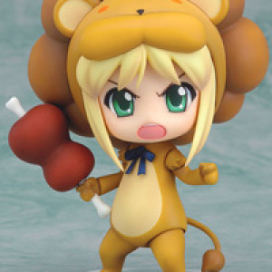 Good Smile Company's Nendoroid Saber Lion
