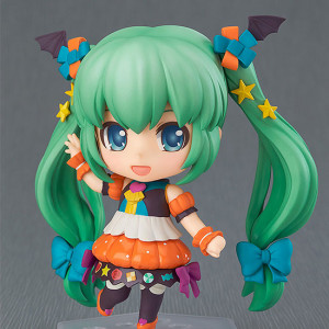 Good Smile Company's Nendoroid Co-de Hatsune Miku: Sweet Pumpkin Co-de